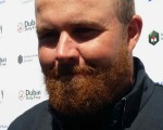 Shane Lowry jokes he'll use a wedge to putt in this month's US Open.  (Photo - www.golfbytourmiss.com)