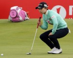 Twenty-year old Hoo Joo Kim leads the opening round of the 2015 Ricoh Women's British Open.