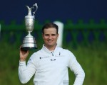 Zach Johnson does the best balancing act at the 144th Open Championship. (Photo - www.europeantour.com)