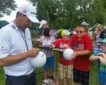 Padraig Harrington admits he's hiding the pain of a knee injury in taking an injection. (Photo - www.golfbytourmiss.com)