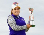 Inbee Park claims 2015 Ricoh  Women's British Open to become only the  seventh female player to win the 'Grand Slam'.