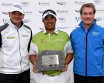 Kiradeck Aphirbarnrat captures 2013 Saltire Energy Paul Lawrie Match-Play Championship.  (Photo - www.euroepantour.com)