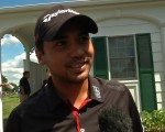 Jason Day posts a round of 68 and then reveals he undertook an MRI  a day earlier on  his injured back.