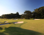 One of the many bunkers at Royal Sydney.