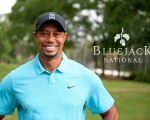 Tiger Woods and Bluejack National - his first design course in mainland USA.