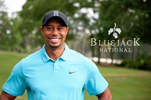 Tiger Woods Bluejack National Gc In Texas Opens For Play