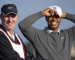 Joe LaCava is prepared to stand by his man - Tiger Woods.