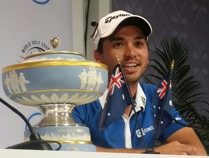 Australia's Jason Day heads to next fortnight's Masters a red-hot favourite to be fitted with a green jacket.