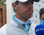 Rory McIlroy staring at having to silvence the challenge of Masters champion Danny Willett if he's to win a first Dubai Duty Free Irish Open.  (Photo - www.golfbytourmiss.com)