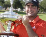 Steven Bowditch this week defends his ATT Byron Nelson title. (AP Photo)