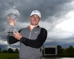 World No. 3 Rory McIlroy ends a six month winless drought to capture a first Irish Open.  (Photo - European Tour)