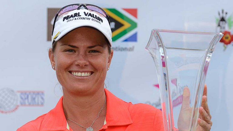South African Lee Ann Pace becomes the first high profile female player to withdraw from the Olympics