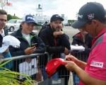 Padraig Harrington now agrees Seamus Power to be his Rio Games team mate.  (Photo - www.golfbymiss.com)