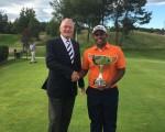 UAE Amateur No. 1 Rayhan Thomas upstages Scottish stars to win Scottish Boys Stroke-Play Open title.
