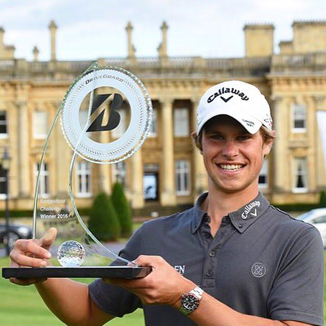Belgium golfers finished first last weekend on both the European and the Challenge Tour, and with Thomas Pieters compatriot and close friend Thomas Deltry winning the Bridgestone Challenge