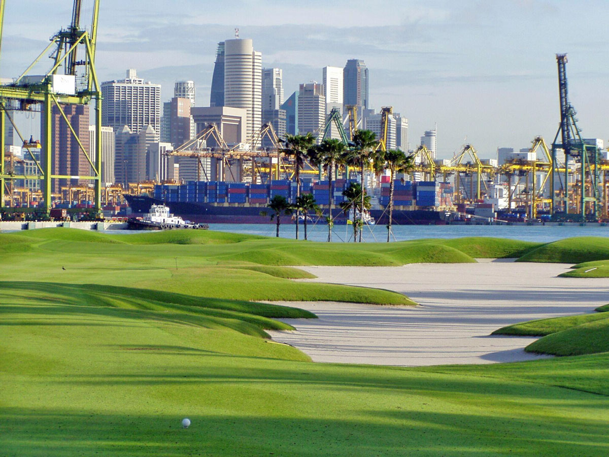 Amateur golf pacific
