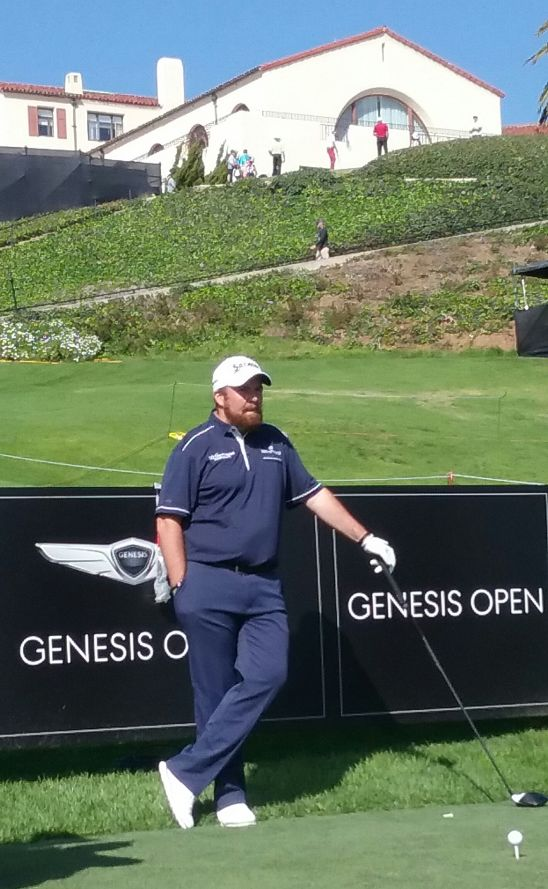 Shane Lowry eagerly looking forward to teeing up for a first time in the Genesis Open. (Photo - www.golfbytourmiss.com)