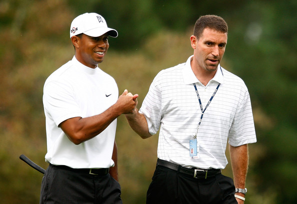Mark Steinberg slams reports Tiger Woods 'seems unlikely' to compete at Augusta next month.